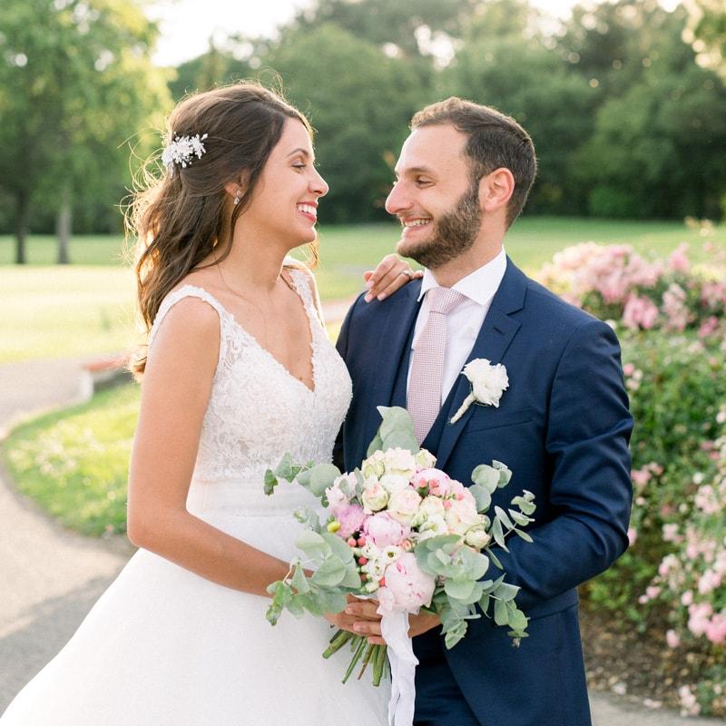 golf arcangues mariage